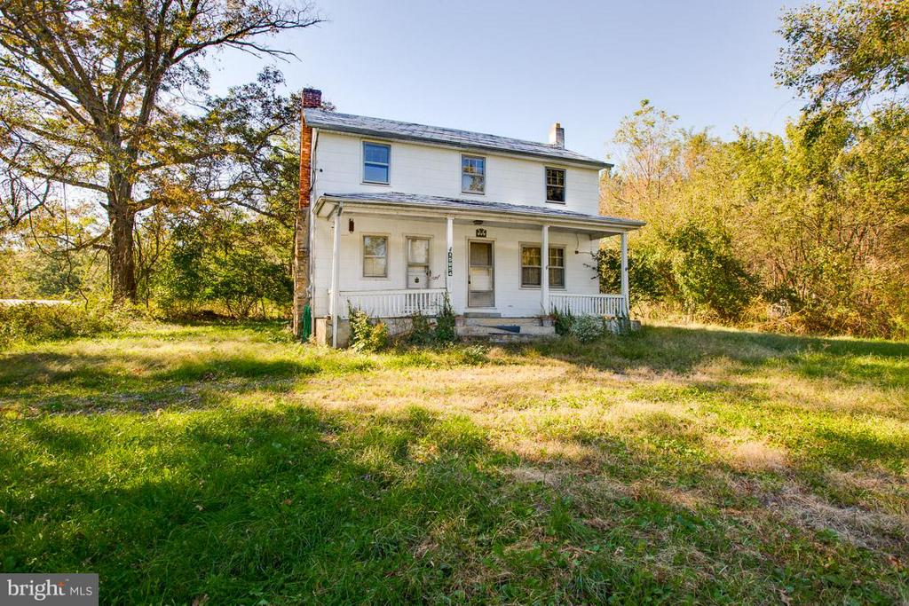 Second home on the property! - 15854 SAINT ANTHONY RD, THURMONT