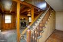 Staircase - 15854 SAINT ANTHONY RD, THURMONT