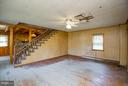 Living Room - 15854 SAINT ANTHONY RD, THURMONT