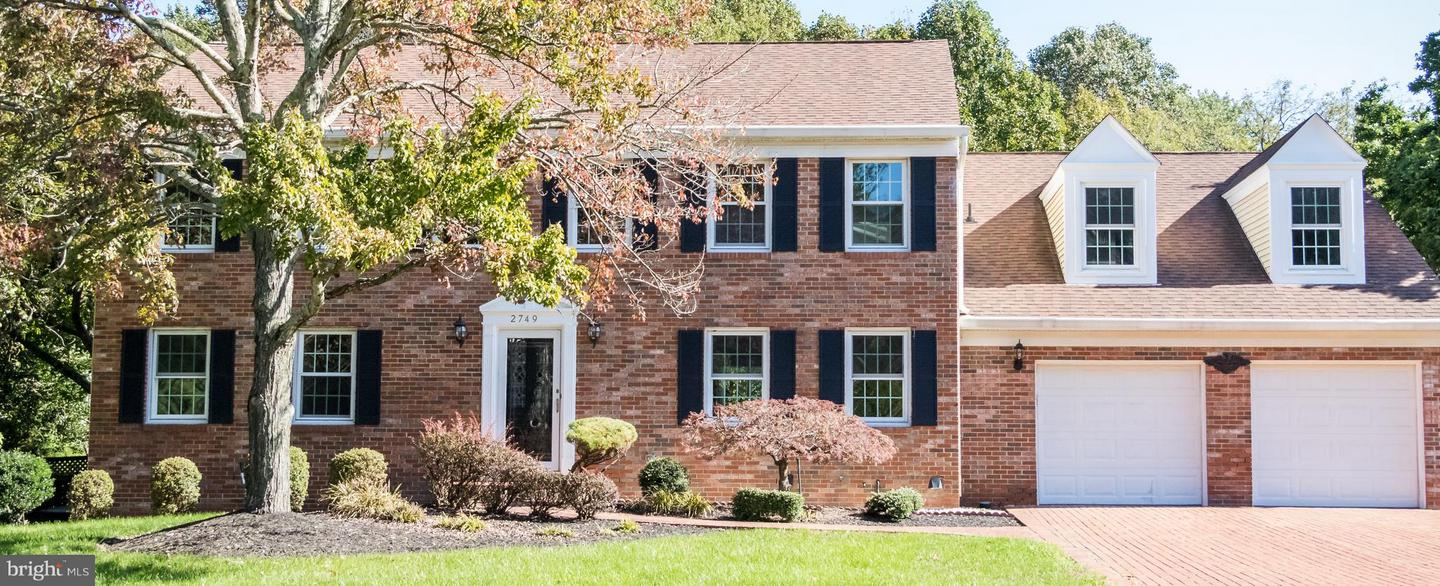 Single Family Home for Sale at 2749 Hill Road 2749 Hill Road Vienna, Virginia 22181 United States