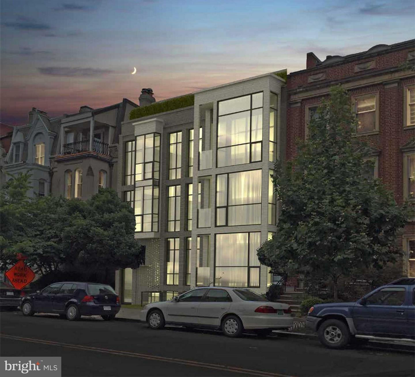 Single Family Home for Sale at 1761 P St NW #ph 2 1761 P St NW #ph 2 Washington, District Of Columbia 20036 United States