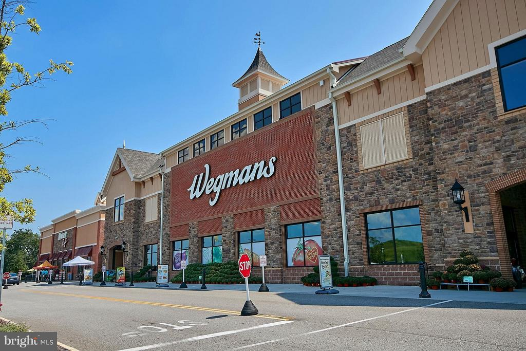 Local Shopping -  Wegmans - 7827 BOLD LION LN, ALEXANDRIA