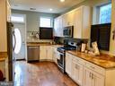Kitchen - 604 HARVARD ST NW, WASHINGTON