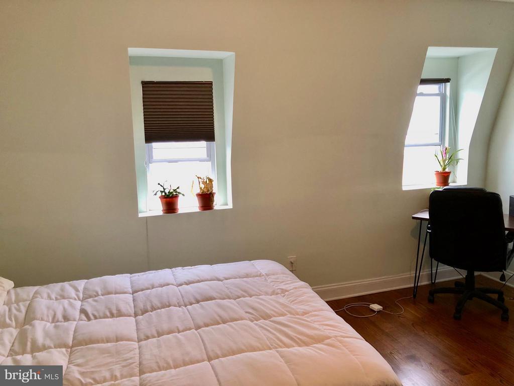 Bedroom - 604 HARVARD ST NW, WASHINGTON