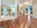 Great open floor plan. - 3918 SWEET BRIAR LN, FREDERICK