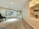 Expansive walk-out basement. - 3918 SWEET BRIAR LN, FREDERICK