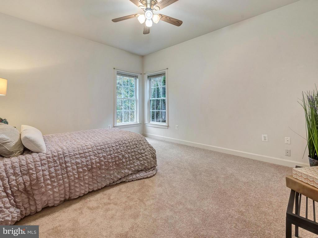Main level bedroom. - 3918 SWEET BRIAR LN, FREDERICK