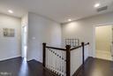 Upper Level Hallway - 9071 BEAR BRANCH PL, FAIRFAX