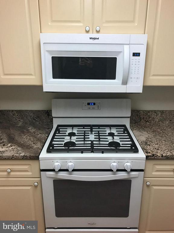 Kitchen - 20596 CORNSTALK TER #201, ASHBURN