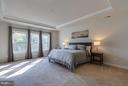 Master Retreat with Trey Ceiling - 9071 BEAR BRANCH PL, FAIRFAX