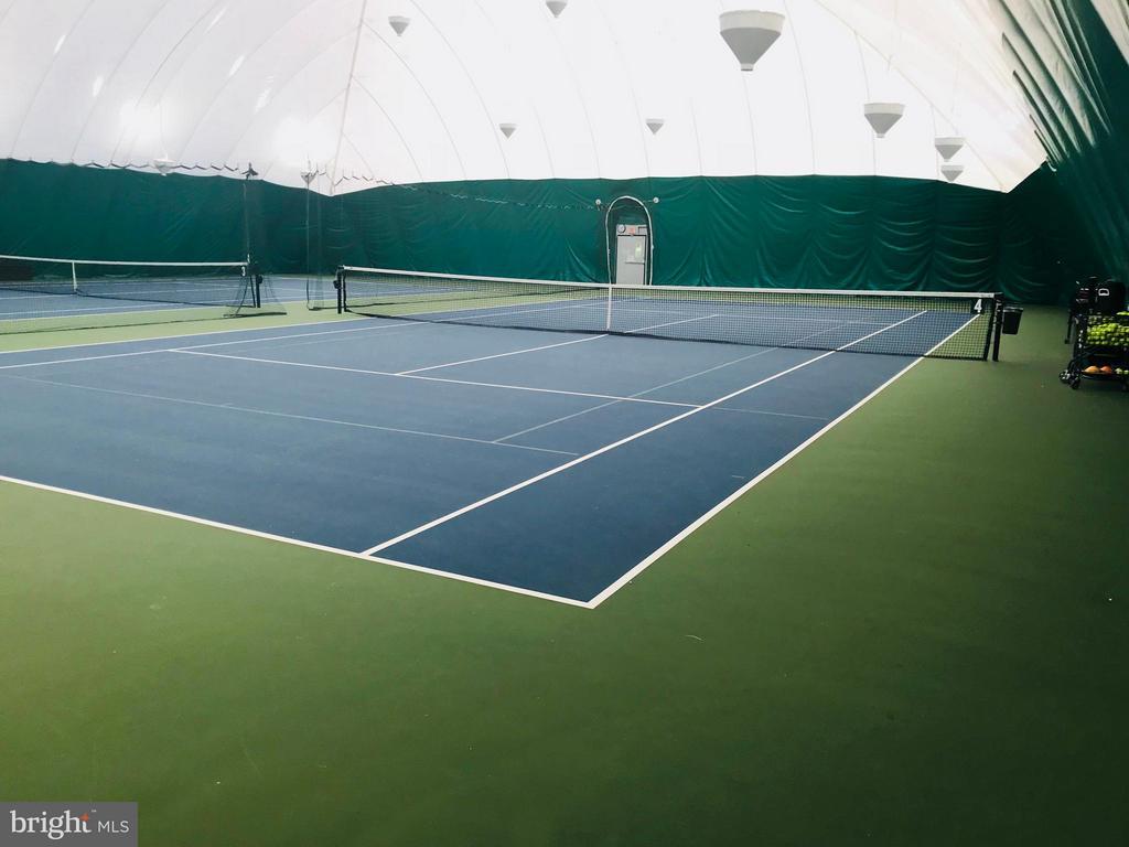 Indoor Tennis - 20596 CORNSTALK TER #201, ASHBURN