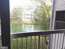 Balcony 1 - 20596 CORNSTALK TER #201, ASHBURN