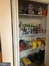 Roomy Kitchen Pantry - 129 OAK HEIGHTS RD, FRONT ROYAL