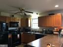 Spacious Gourmet Kitchen - 129 OAK HEIGHTS RD, FRONT ROYAL