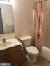 Hall Bath on Bedroom Floor - 129 OAK HEIGHTS RD, FRONT ROYAL