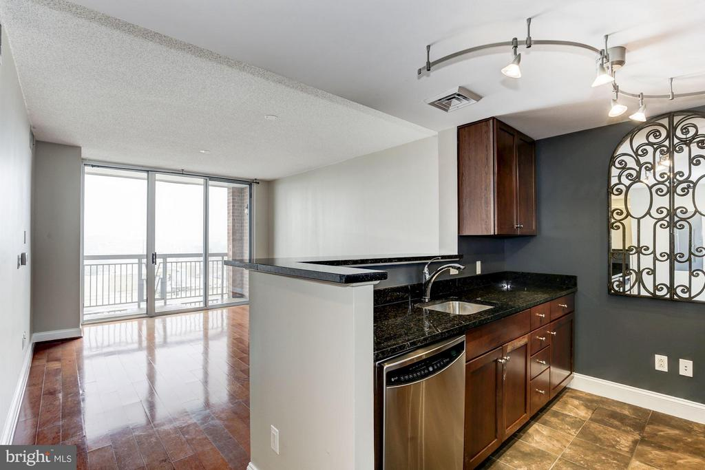 Entry view - 1020 HIGHLAND ST #1017, ARLINGTON
