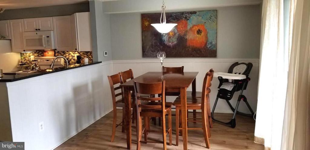 Dining Room - 1007 WARWICK CT #23, STERLING