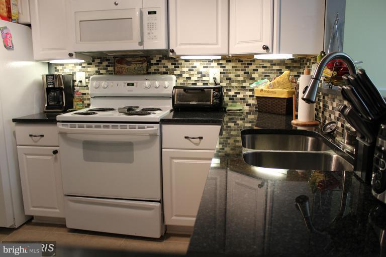 Renovated Kitchen - 1007 WARWICK CT #23, STERLING