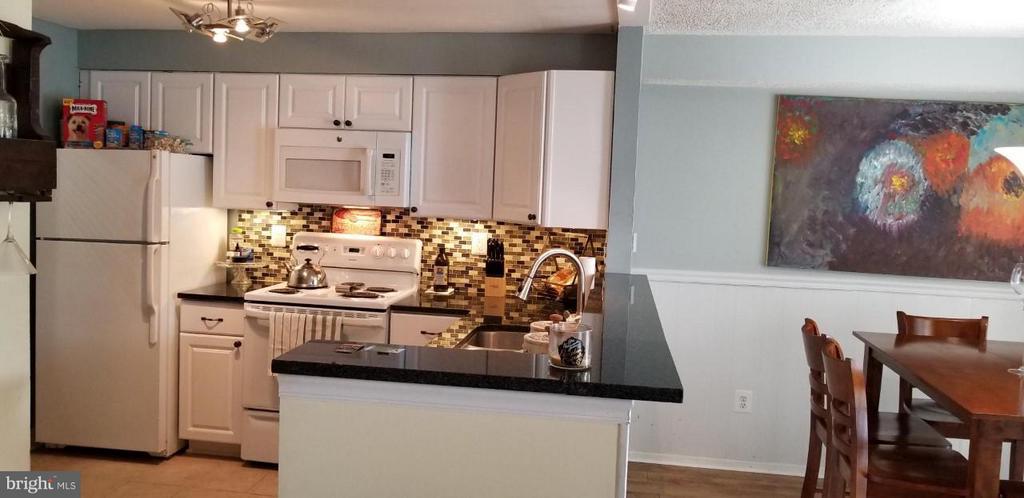 Kitchen - 1007 WARWICK CT #23, STERLING