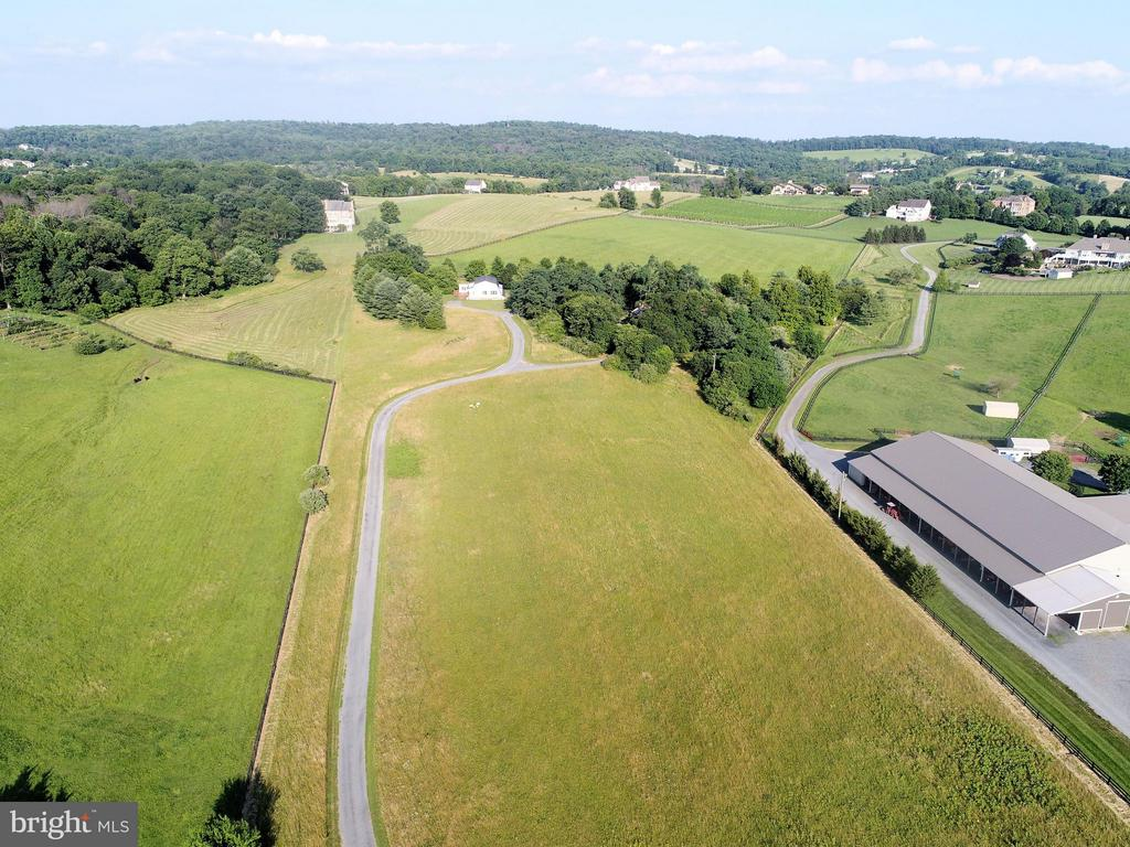 View of land looking East - 15286 LOYALTY RD, WATERFORD