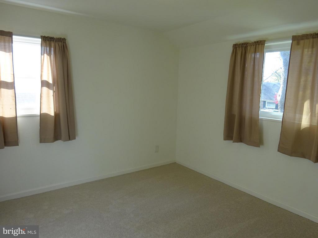 2nd bedroom with new carpeting - 12705 GOULD RD, SILVER SPRING
