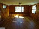 Large family room - 12705 GOULD RD, SILVER SPRING
