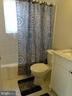 Nicely updated full bath - 12705 GOULD RD, SILVER SPRING
