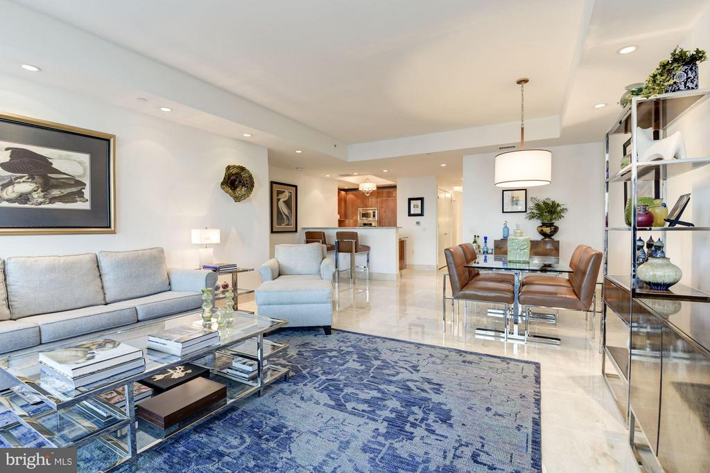 Living Room - 1881 NASH ST N #1105, ARLINGTON