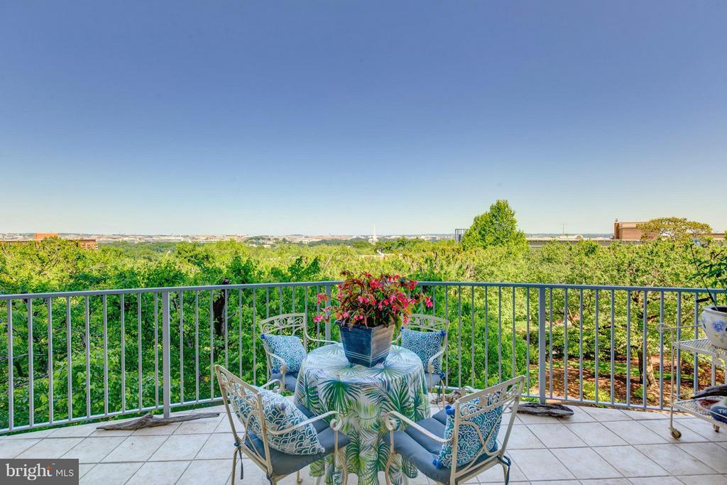 Expansive Balcony - 1200 NASH ST N #551, ARLINGTON