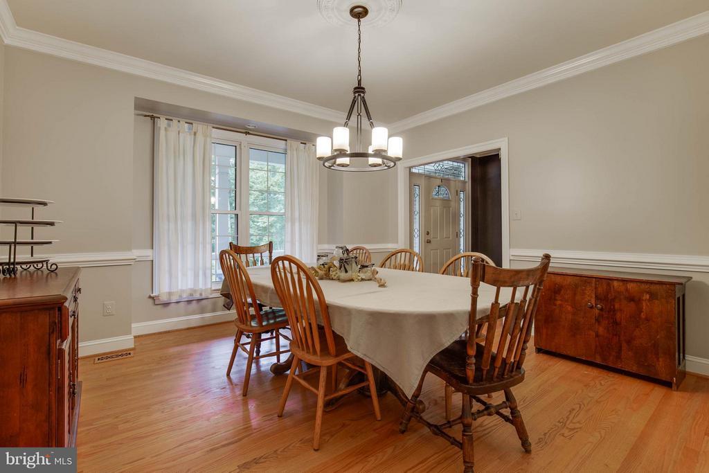 Dining Room - 7961 BAILEYS JOY LN, WARRENTON