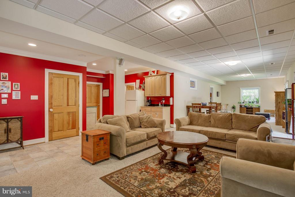 Basement - 7961 BAILEYS JOY LN, WARRENTON