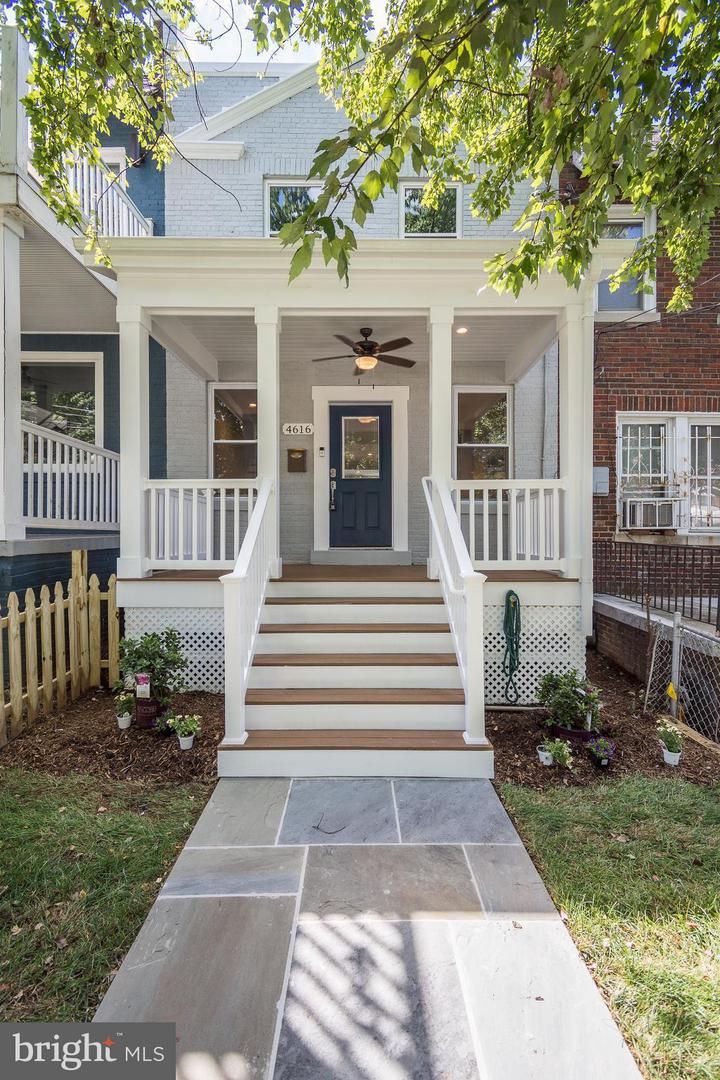 Single Family for Sale at 4616 4th St NW Washington, District Of Columbia 20011 United States