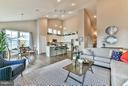 Family Room - HOMESITE 107 ABINO HILLS WAY W, MARTINSBURG