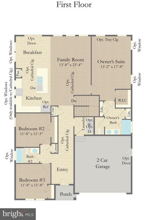 Interior (General) - HOMESITE 107 ABINO HILLS WAY W, MARTINSBURG