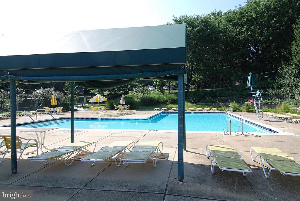 Outdoor Pool - 2100 LEE HWY #220, ARLINGTON
