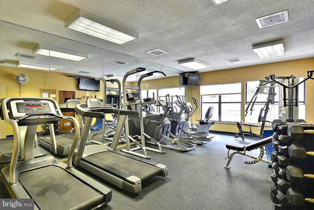 Great Gym - 2100 LEE HWY #220, ARLINGTON