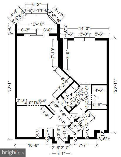 Floorplan - 2100 LEE HWY #220, ARLINGTON