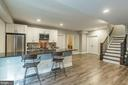 Two additional bedrooms, separate washer and dryer - 7337 PAXTON RD, FALLS CHURCH