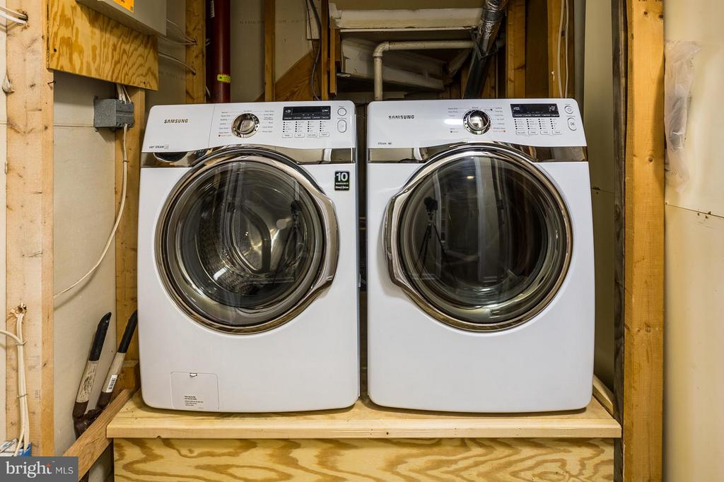 Washer & Dryer Convey! - 11571 NELLINGS PL, WOODBRIDGE
