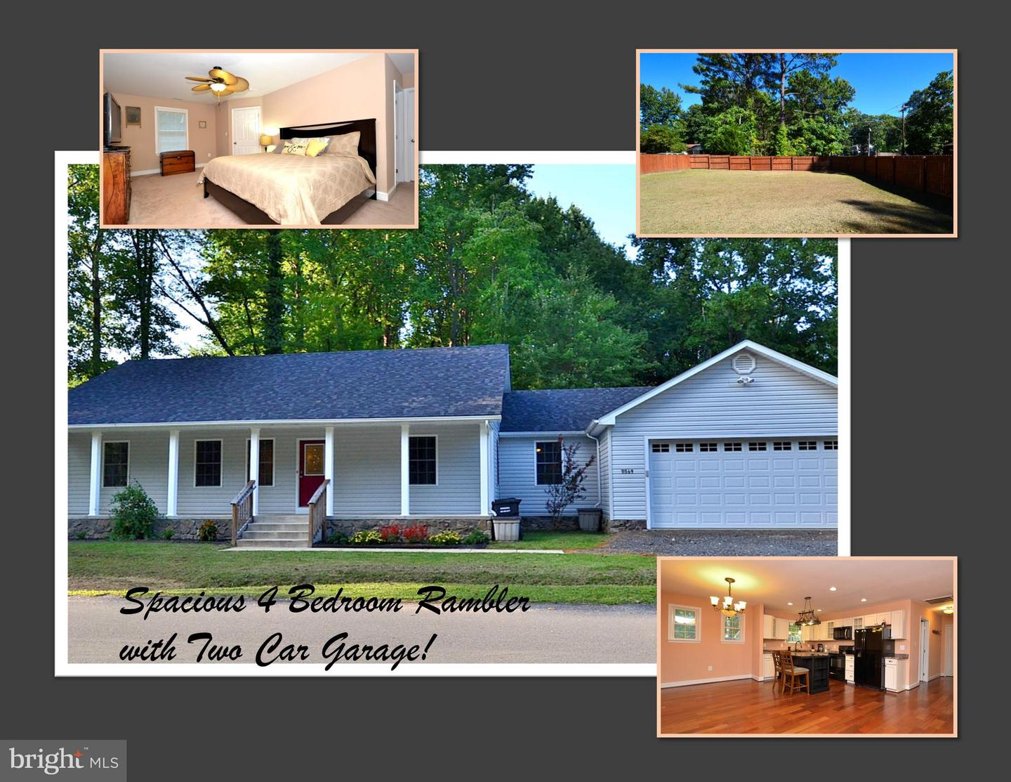 Single Family for Sale at 11569 Bootstrap Trl Lusby, Maryland 20657 United States