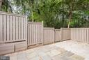 Fully Fenced Backyard - 11638 NEWBRIDGE CT, RESTON