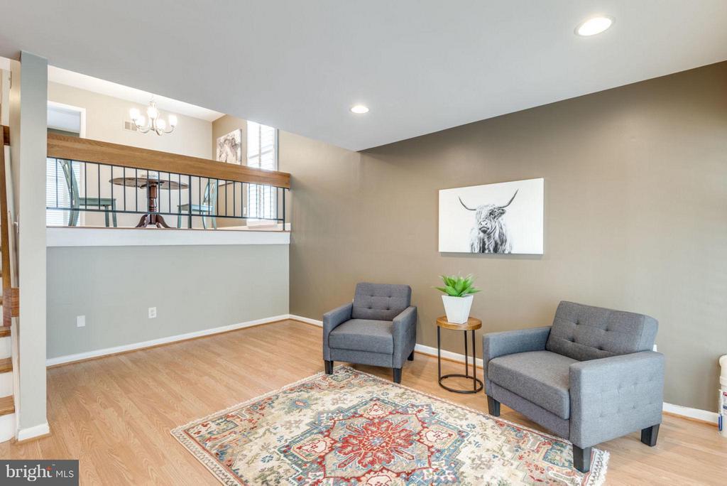 Family Room - 11638 NEWBRIDGE CT, RESTON