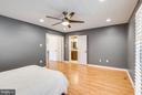 Master Bedroom - 11638 NEWBRIDGE CT, RESTON