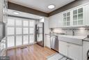 Kitchen - 11638 NEWBRIDGE CT, RESTON