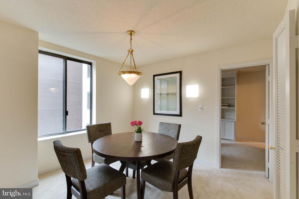 Dining Room - 1099 22ND ST NW #811, WASHINGTON