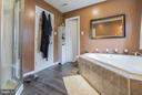 Owner's Bath - 5010 SHERIDAN ST, RIVERDALE