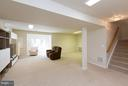 Huge Rec Room walks out to yard - 43573 DUNHILL CUP SQ, ASHBURN