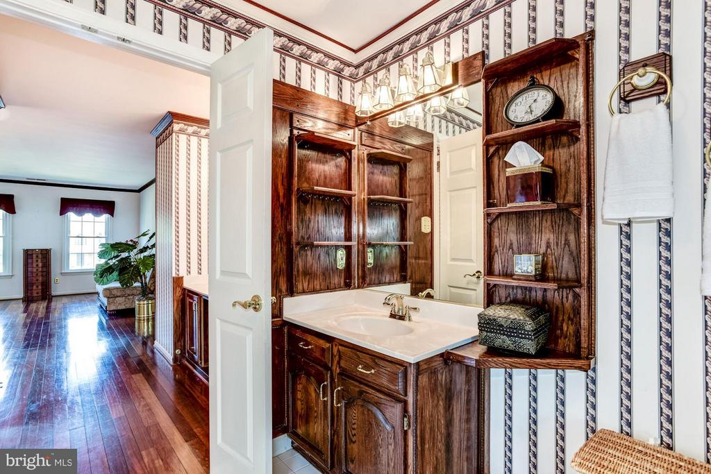 Owner's suite - 6607 ENGLISH SADDLE CT, CENTREVILLE