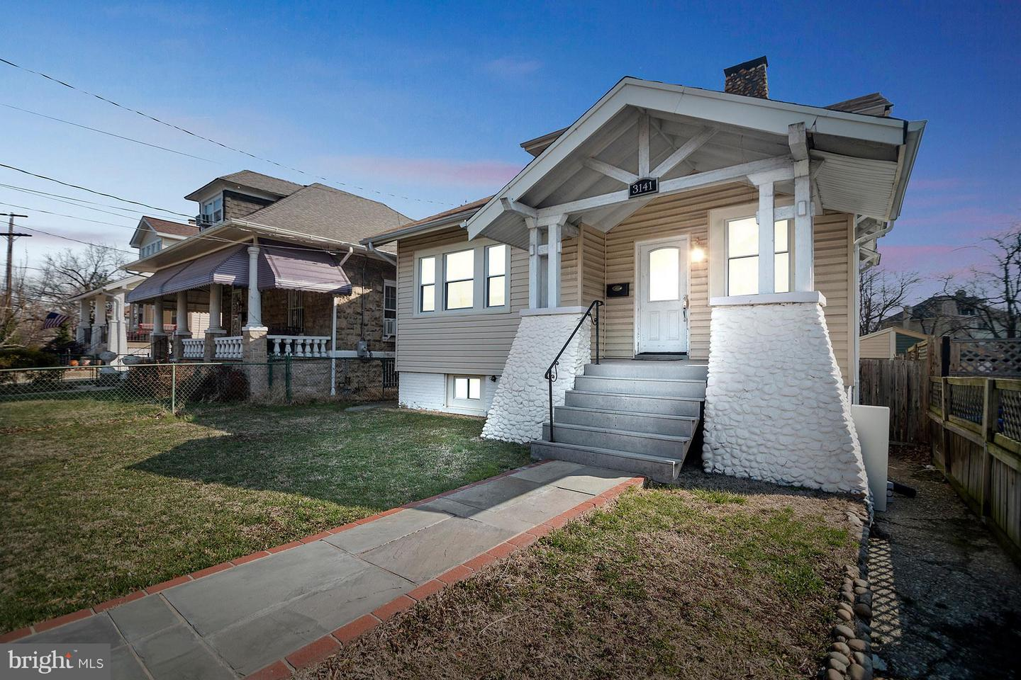 Single Family for Sale at 3141 24th St NE Washington, District Of Columbia 20018 United States