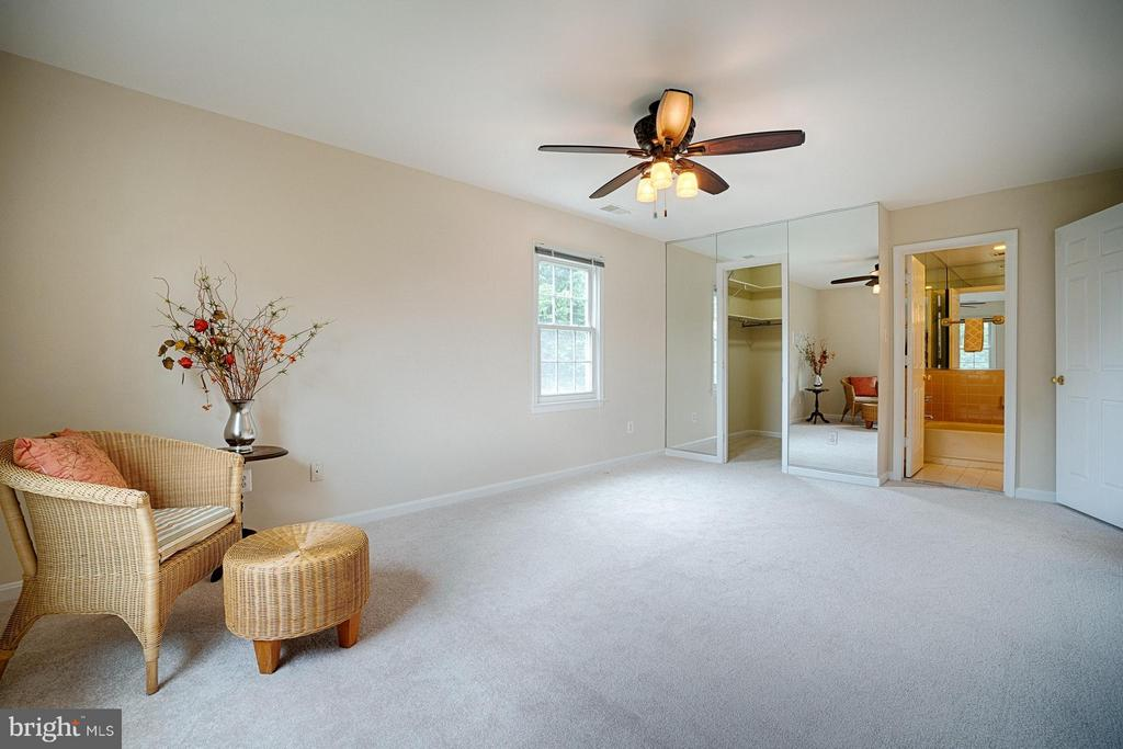 Bedroom (Master) - 1388 PARK LAKE DR, RESTON
